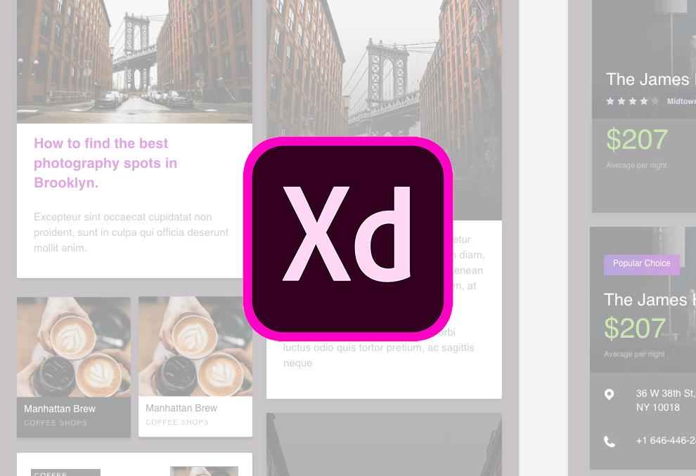 Adobe XDのレビュー(評価)。誰も不幸にならないUIデザイン!『Adobe XD』にUIデザインの未来を感じる。