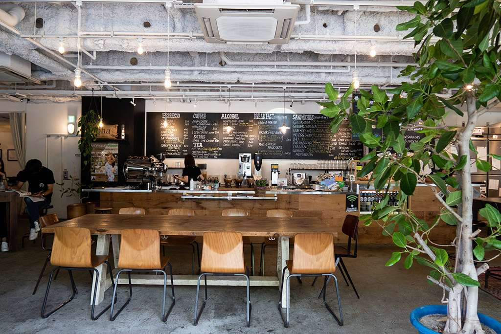 毎日でも通いたい。MORNING GLASS COFFEE + CAFĒ 大阪店(モーニンググラスコーヒー プラスカフェ 大阪店)