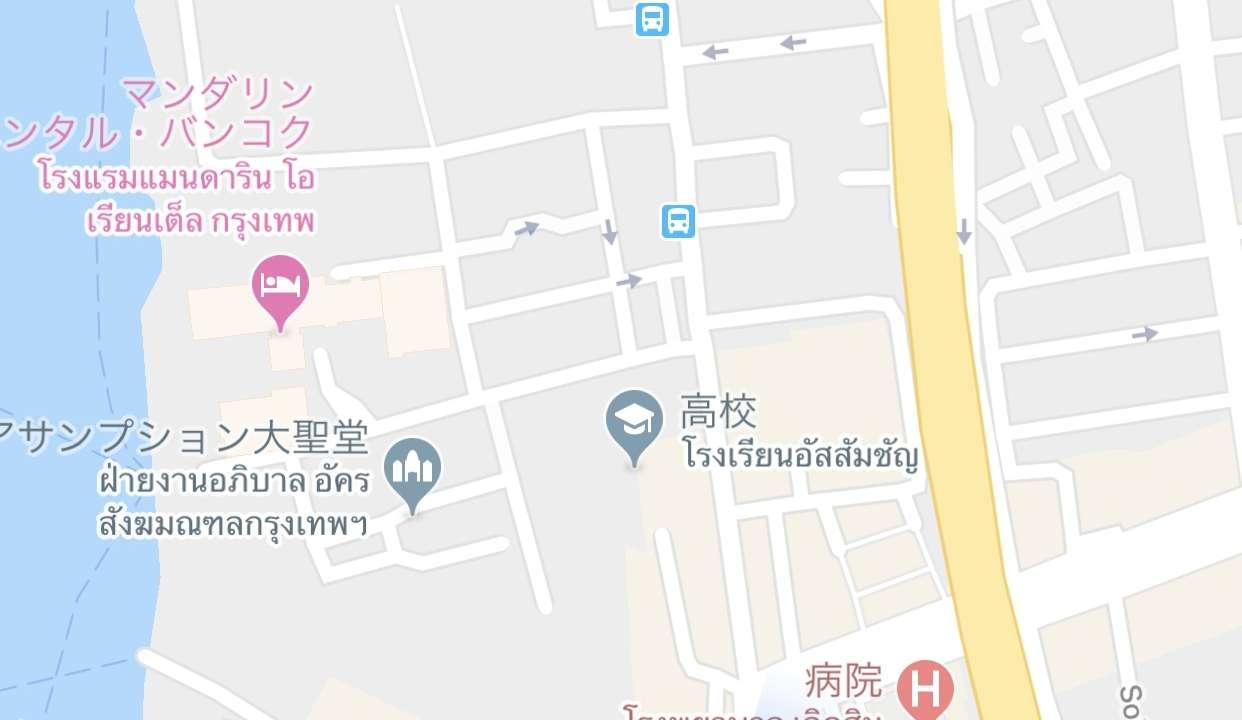 TCDC(タイ クリエイティブ&デザイン センター)への行き方