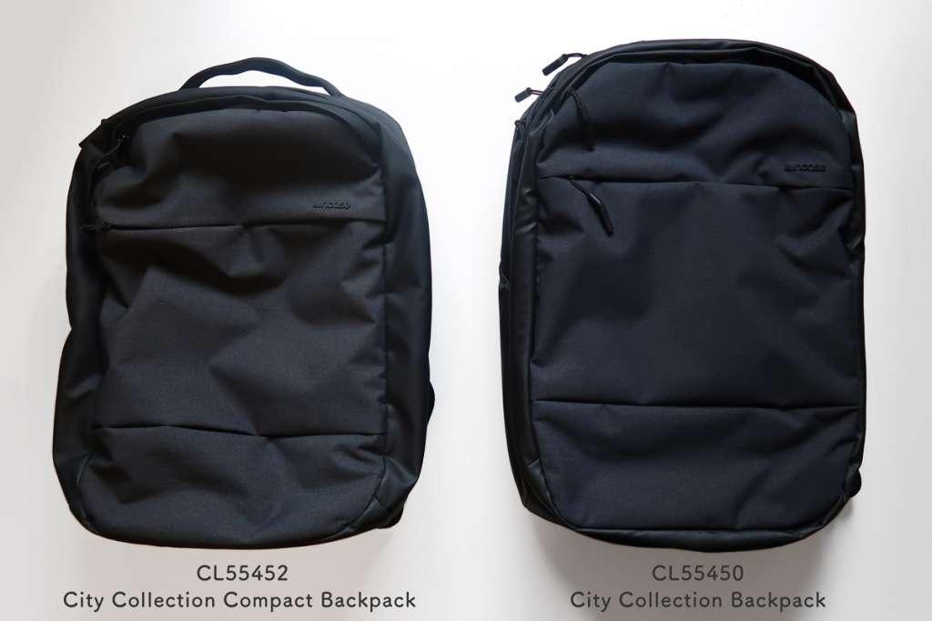 Incase CL55452とCL55450の違いは?写真付きで比較してみた。