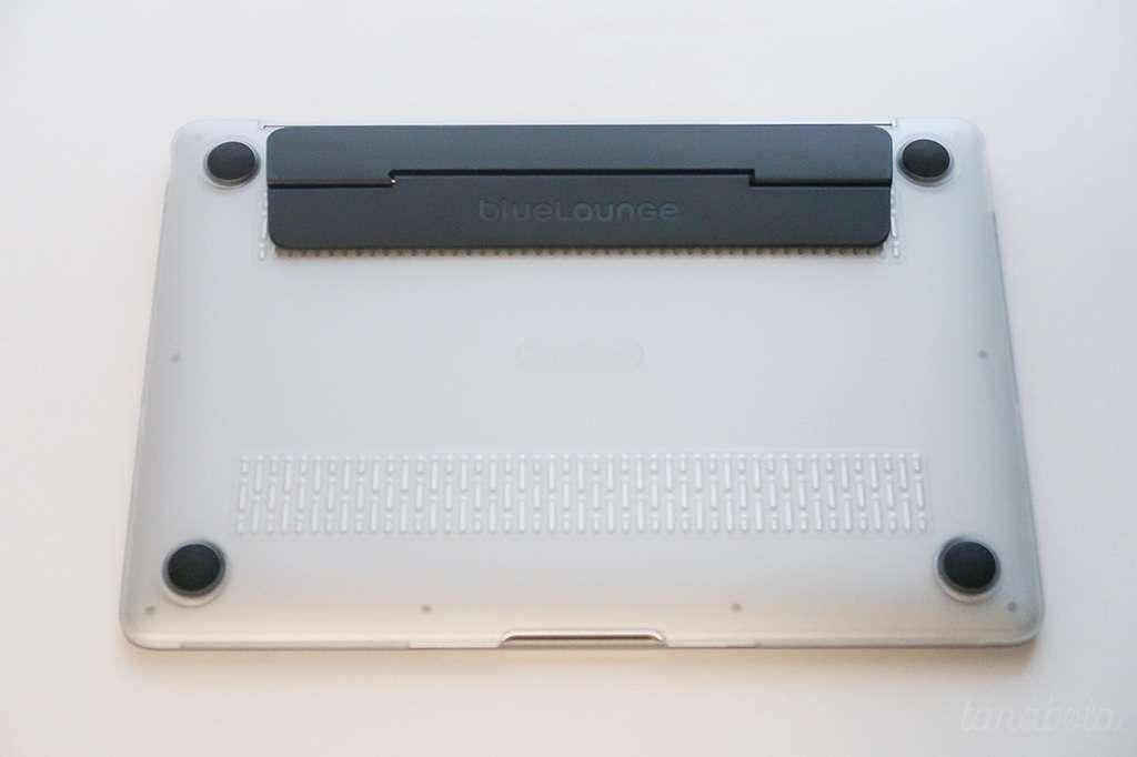 新型 MacBook Air 2018 専用 フィット型ジャケットケース i-BLASON ケースのレビュー(評価)。