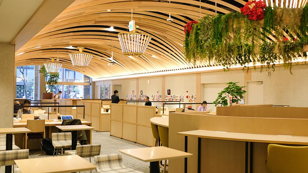 【東梅田 ONthe UMEDA】まるでオシャレカフェ!アクセスも最高すぎる梅田最大級コワーキング/シェアオフィス。