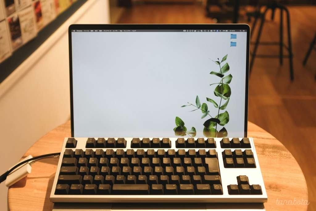 「REALFORCE TKL SA for Mac」で尊師スタイル!16インチ型「MacBook Pro 2019」がジャストフィットして驚いた。