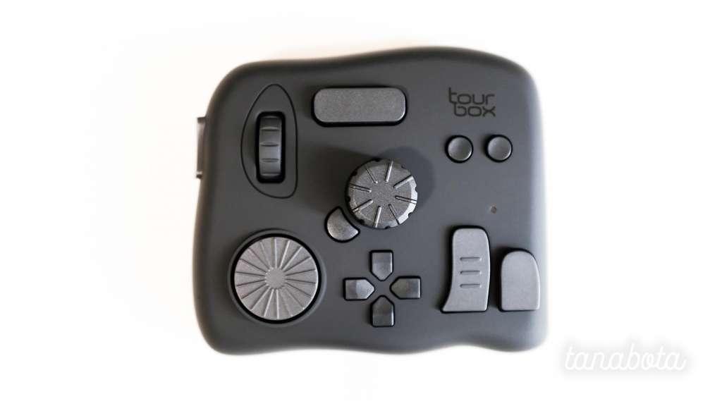 【TourBoxレビュー】クリエイターのための左手ツール。PhotoshopやLightroom以外にもマルチに活用出来る。